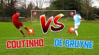 Download 💥 SMITHY VS ALEX | FOOTBALL CHALLENGES! (DE BRUYNE VS COUTINHO) 💥 Video