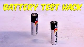 Download How to Test Batteries Hack Video