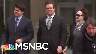 Download Manafort Trial Exposes Corrupt Workings Of President Donald Trump Transition | Rachel Maddow | MSNBC Video