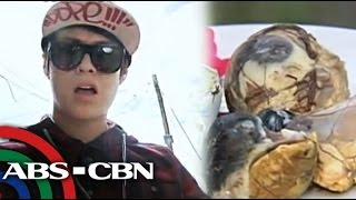 Download Matanglawin: Enrique Gil takes on 'balut' farm challenge Video