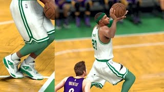 Download NBA 2K17 4K My Career - Freethrow Dunk! Lakers Record PS4 Pro Video