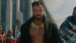 Download How Killmonger Can Wear the Black Panther Suit Video