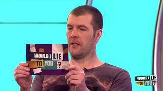 Download Rhod Gilbert and escalators - Would I Lie to You? [CC] Video
