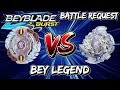Download Tyros T2 4Bump Bearing vs. Luinor L2 7Meteor Jolt-S (B3R 43: Bey Legend) Video