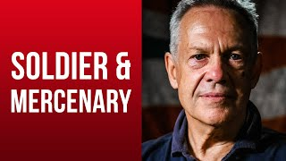 Download SIMON MANN - INSIDE THE MIND OF A MERCENARY - Part 1/2   London Real Video
