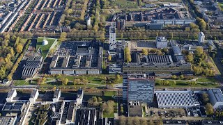 Download Mekel Park - Campus Delft University of Technology Video