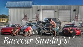Download Racercar Sundays | Turbo Miata Tuning/Drifting + LFS Drift Tandems Video