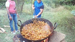 Download DELICIOUS FRIED CHICKEN || BIG SIZE COOKING FOR LOT OF PEOPLE Video