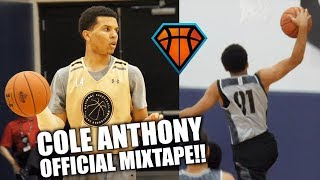 Download Cole Anthony CRAZY Official Mixtape!! | Most EXCITING 2019 Point Guard in the Nation Video