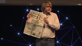 Download Spreading fake news - How to fool the media | Peter Onneken | TEDxTUBerlin Video