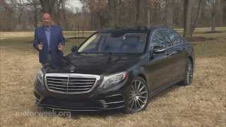 Download Road Test: 2014 Mercedes-Benz S550 Video