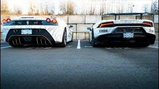 Download What Sounds Better? Ferrari VS Lamborghini *EXHAUST REVIEW* Video