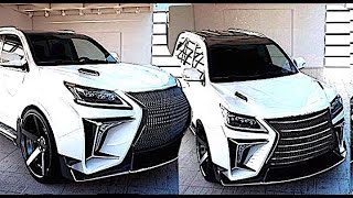 Download Lexus LX 570 for yourself & Lexus RX 450 for his beloved wife, the powerful SUV and a luxury crossov Video