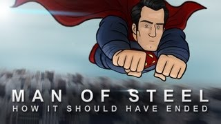 Download How Man Of Steel Should Have Ended Video
