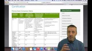 Download VMware Certification. What do I need to know? Video