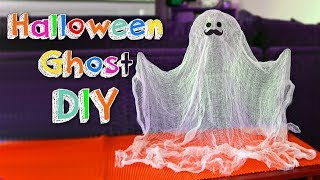 Download DIY Easy Halloween crafts - how to make a funny ghost - Halloween DIYs decoration - Mr. DIY Video