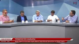 Download Açık Oturum (200): Türkiye'nin durumu - Aydın Selcen, Kadri Gürsel, Kemal Can ve Yüksel Taşkın Video