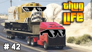 Download GTA 5 ONLINE : THUG LIFE AND FUNNY MOMENTS (WINS, STUNTS AND FAILS #42) Video