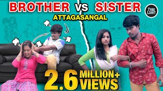 Download Brother Sister Attagasangal | Brother Sister Sothanaigal | Tubelight Video
