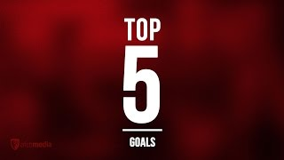 Download Top 5 | The best goals from AFC Bournemouth's 2015/16 season Video