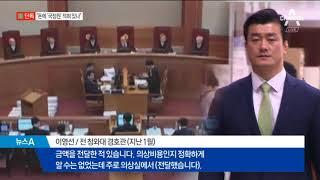 """Download [채널A단독]최순실 """"국정원 돈이라고 적혀있나"""" 버티기 Video"""
