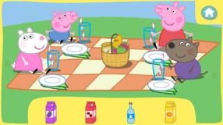 Download Picnic fun with Peppa Pig game Video
