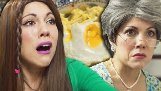 Download When You Don't Wanna Eat Abuela's Food Video