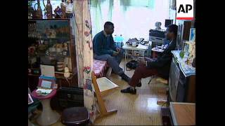Download RUSSIA: MOSCOW: AFRICAN STUDENTS FACE DIFFICULTIES Video