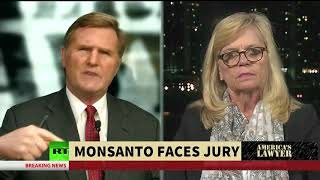 Download Wine and Oreo's Contaminated With Monsanto Chemicals | America's Lawyer on RT America | Video