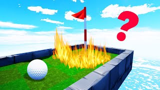 Download This Hole Is IMPOSSIBLE To Make! (Golf It) Video
