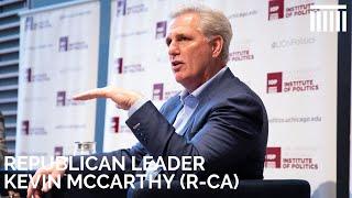 Download Republican Leader Kevin McCarthy (R-CA) Video