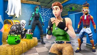 Download Hiding as HALLOWEEN Decorations in Fortnite Battle Royale Video