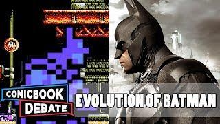 Download Evolution of Batman Games in 9 Minutes (2017) Video