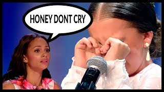 Download Top 5 ″WHEN CHILDREN START TO CRY* and Get EMOTIONAL on GOT TALENT WORLD! Video