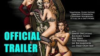 Download Screaming in High Heels: The Rise & Fall of The Scream Queen Era Official Trailer (2012) Video