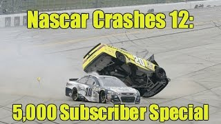 Download Nascar Crashes 12: 5,000 Subscriber Special Video