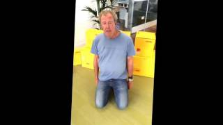 Download Jeremy Clarkson Does DHL Box Challenge. - Web Exclusives! - Grand Tour. Video