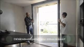 Download Nouvelle génération de coulissant aluminium et mixte SYs de SYbaie Video