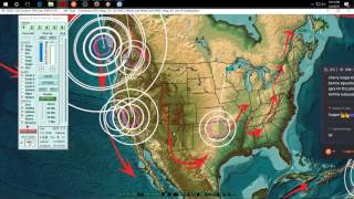 Download 1/06/2017 - Nightly Earthquake Update + Forecast - Pacific NW / West Coast / Vancouver large swarm Video