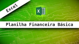 Download Excel - 2 - Planilha financeira básica Video