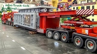 Download RC EXTREME! Heavy load RC Truck, incredible long! Video