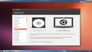 Download Install Ubuntu Linux on VirtualBox in Windows 7 Video