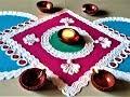 Download How Easy Rangoli Like Sanskar Bharti Rangoli|Diwali Rangoli by Shital Mahajan. Video