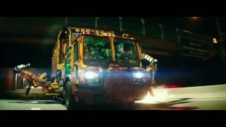 Download TMNT2 (2016) Foot Clan Chase Scene (HD) Video