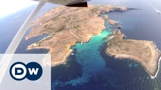 Download Helicopter tour over Malta | Euromaxx Video