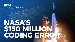 Download NASA's 150 Million Dollar Coding Error Video