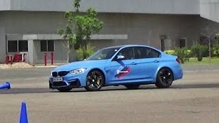 Download DRIFT Training In The 2017 BMW M3 Video