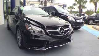 Download 2014 Mercedes Benz E550 Coupe Full Review, Start Up, Exhaust Video