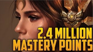 Download BRONZE 5 LEONA 2,400,000 MASTERY POINTS- Spectate the Highest Mastery Points On Leona Video