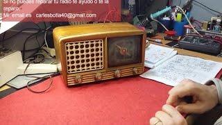 Download Metodo de reparación radio a válvulas. Video
